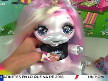 """El unicornio con gastronteritis crónica que """"caga purpurina"""""""