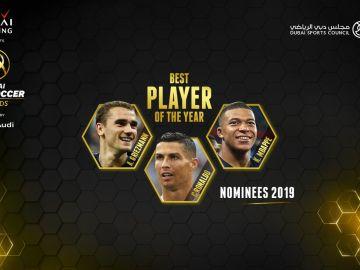 Premios Globe Soccer