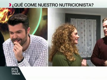 """""""Cuando éramos pequeños se comía todos los calendarios de Adviento"""": descubrimos los secretos de nuestro nutricionista, Luis Alberto Zamora"""