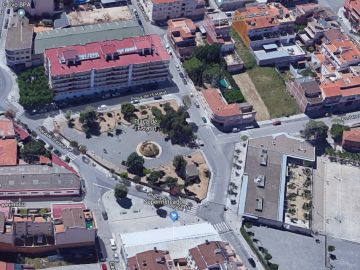 Plaça de l´Estatut, El Morell