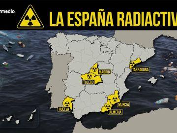 La España radiactiva