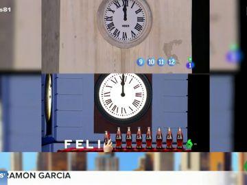 Comparación de las campanadas Canarias con las peninsulares