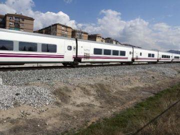 Tren Extremadura-Madrid