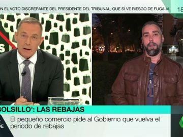 Los consejos y las advertencias de Rubén Sánchez para evitar los fraudes en las rebajas