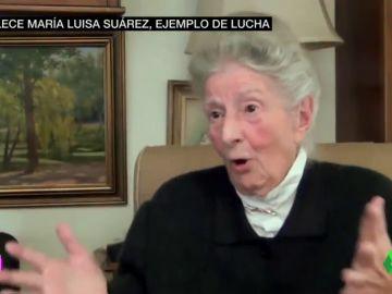 María Luisa Suárez, la abogada laboralista