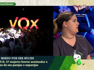 La periodista Loreto Ochando