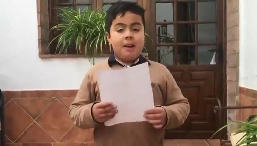 El PP utiliza la carta de un niño a los Reyes Magos para desearle la muerte a Pedro Sánchez