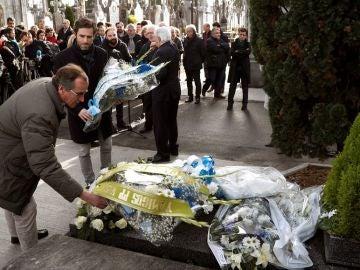 Homenaje al concejal popular Gregorio Ordóñez, asesinado por ETA hace 24 años