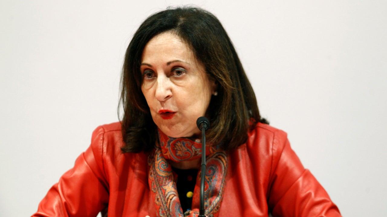 La ministra de Defensa en funciones Margarita Robles (Archivo)