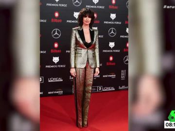Paz Vega, María León o Elena Furiase: los looks más comentados de los Premios Feroz