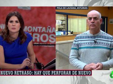 Santiago Suárez, exbrigada de Salvamento Minero