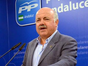 Jesús Aguirre, consejero de Salud de la Junta de Andalucía
