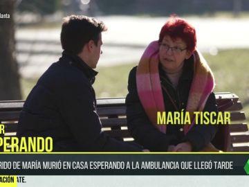 María Tiscar en Carretera y Manta