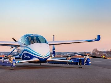 Avión autónomo de Boeing