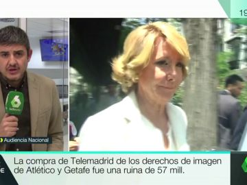 La compra de Telemadrid de los derechos de imagen de Atlético y Getafe fue una ruina de 57 millones de euros