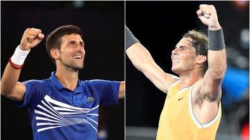 Novak Djokovic vs Rafa Nadal, final del Open de Australia
