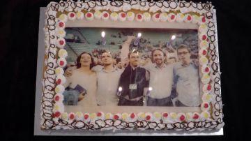 Y la tarta de Podemos voló por los aires: cómo pasó Pablo Iglesias a ser la única porción en pie