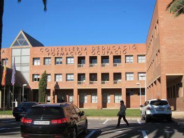 Conselleria de Educacion Valencia