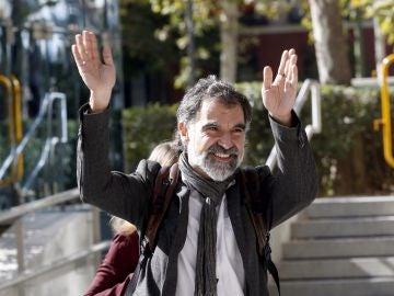 Jordi Cuixart pide un juicio en catalán