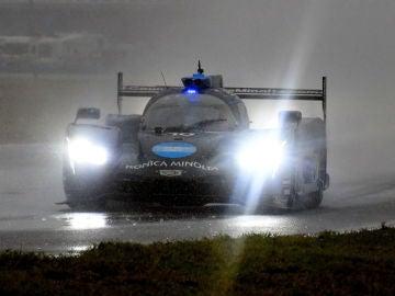 Fernando Alonso, en el Cadillac