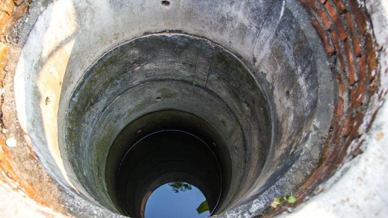 Imagen de archivo de un pozo