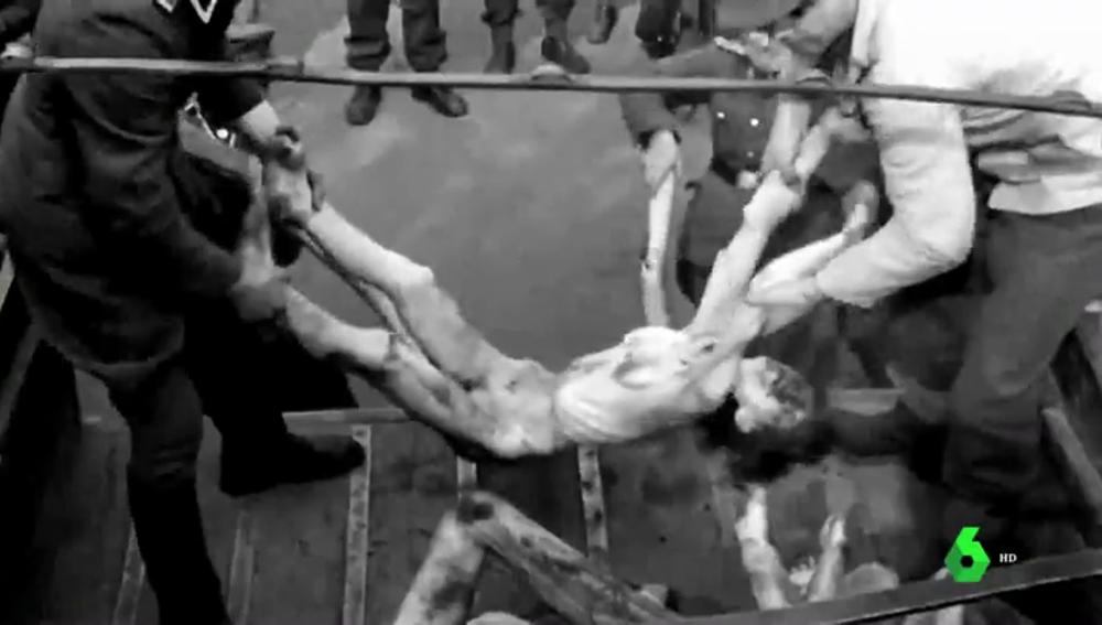 Y Hitler le hizo el trabajo sucio a Franco: 5.000 españoles fueron torturados, gaseados o enterrados vivos en Mauthausen