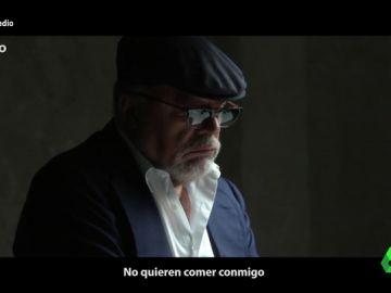 El rap de Álvaro Carmona sobre el excomisario Villarejo