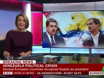 Évole y Maduro dan la vuelta al mundo: así habla la prensa y la televisión internacional de la entrevista en Salvados