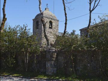 Santuario de O Cebreiro, lugar de trabajo del fraile