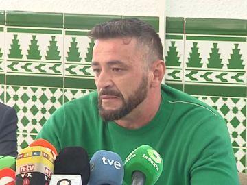 David Serrano, dueño de la finca donde murió Julen