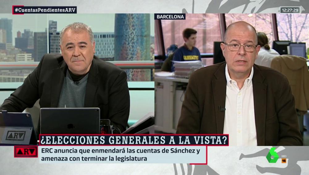 El diputado del PSC José Zaragoza