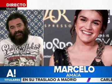 """El alegato de El Sevilla en defensa de Amaia: """"No se rinde ante la esclavitud de los cánones de belleza"""""""