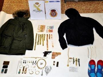 Detenido en Parla, Madrid, un atracador fugado tras un permiso penitenciario
