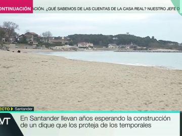 Playa de los Peligros, Santander