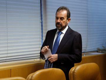 Ángel Torres, presidente del Getafe