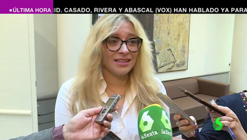 """La senadora del PP que tachó a las víctimas del franquismo de """"unos huesos"""" se disculpa pero no piensa dimitir"""