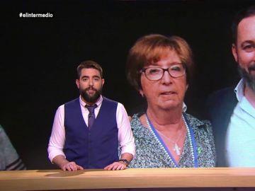 """Dani Mateo explica por qué una diputada de Vox preside la Comisión de Memoria Histórica: """"Si Ana Gil está tan preocupada por Franco es por que ama España"""""""