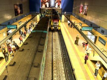 Metro de Buenos Aires (Archivo)
