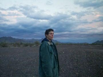 Frances McDormand en 'Nomadland'
