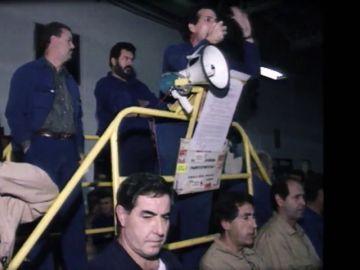 Con una tasa de paro del 25% y la llegada a España de las ETT: recordamos cómo se gestó la huelga general de 1994