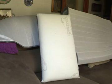 Una almohada ionizada