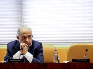 El exdirector del Instituto de Derecho Público de la Universidad Rey Juan Carlos (URJC), Enrique Álvarez Conde