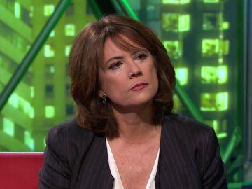 La ministra Dolores Delgado en laSexta Noche