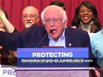 Bernie Sanders competirá de nuevo en las primarias demócratas presidenciales