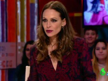 """""""¿Prefieres la forma de motivar de Luis Fonsi o la de Pablo López?"""": Eva González se moja y opina sobre los coaches"""