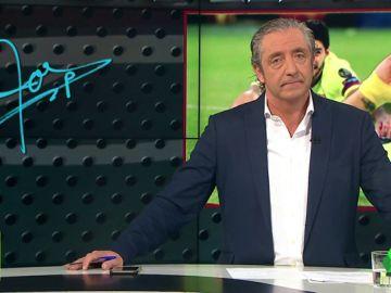 """Josep Pedrerol: """"Se entiende que en el Barça siempre juegue Suárez. La alternativa es… Boateng"""""""