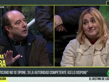 """Almudena Negro, periodista: """"Usar la exhumación de Franco como eslogan de una campaña electoral es enfrentar a los españoles"""""""