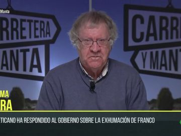 Ian Gibson, hispanista y escritor