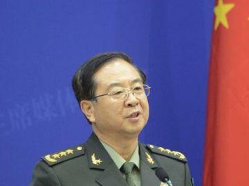 Fang Fenghui, exjefe del Estado Mayor chino
