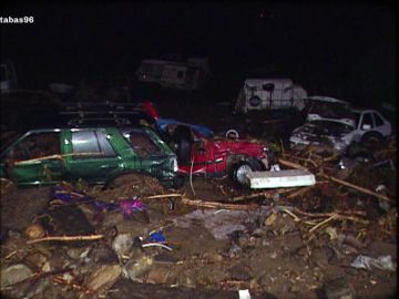 La tragedia del camping de Biescas